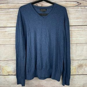 Banana Republic Luxe Sweater Collection V-Neck
